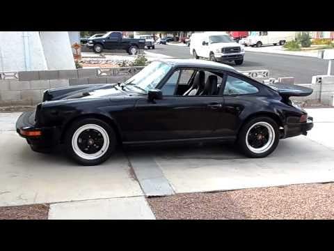 MY 1985 Porsche 911 3.2 Liter  Cold Start 3day