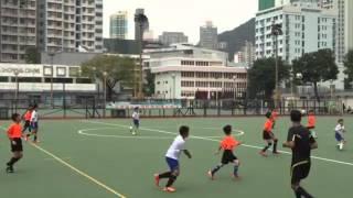 協和協和小學 2015至16年足球隊 長沙灣比賽 3