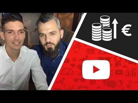 De 0 à 24000 EUROS avec 10 VUES par JOUR ! Franck MAES - SMART VIDEO