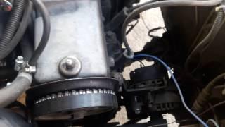 Проблемная проводка и chek на ваз 21099