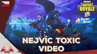 nejvíc toxic video w/ J1NYS - Fortnite