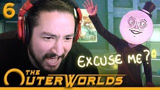 NEW COMPANIONS • The Outer Worlds Gameplay / Walkthrough