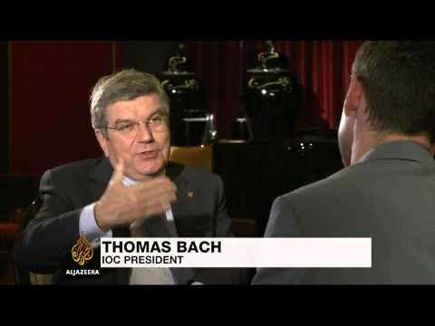 No regrets over Sochi 2014: Bach