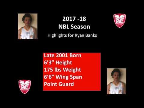 Ryan Banks Highlights 2017 18