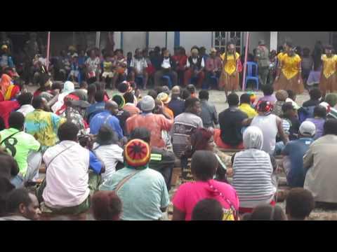 Video: KNPB Mediasi Rakyat Papua di Timika Gelar Ibadah Syukuran ULMWP Diterima Anggota MSG