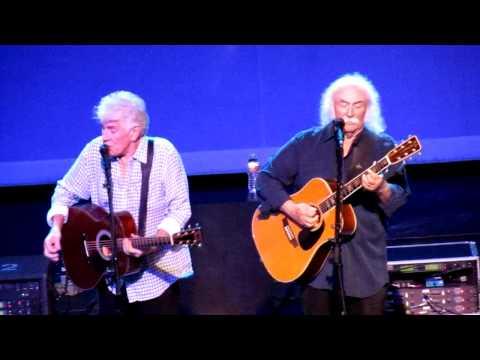David Crosby & Graham Nash - Just a Song Before I Go (Live, 07/17/2011)
