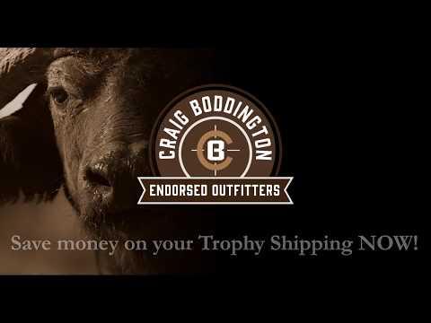 Craig Boddington's Endorsement of AHG Shipping