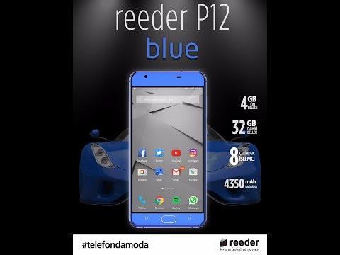 Reeder P12 Kutu Açılımı - Unboxing - Ürün İncelemesi