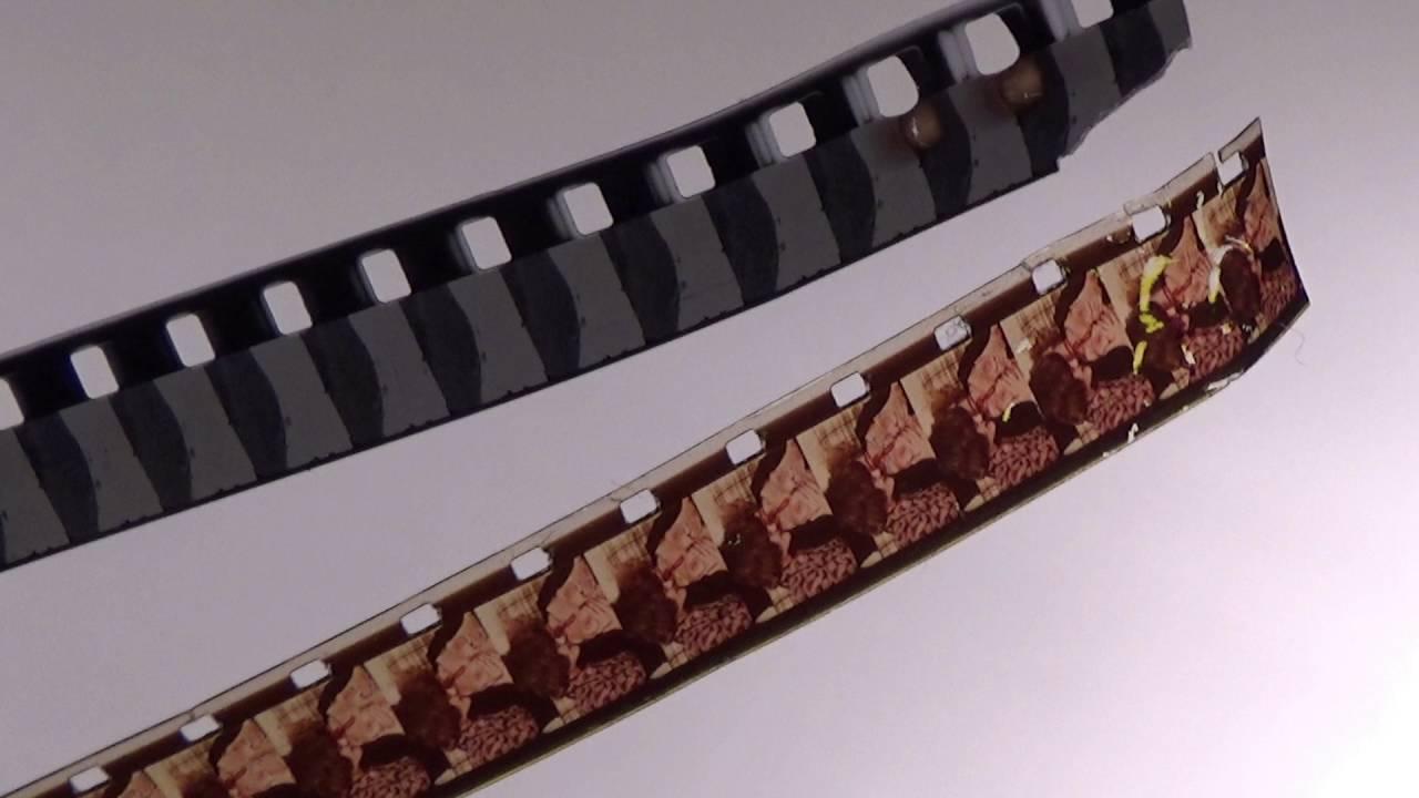 Retro Tech - Eumig Mark S 712 D 8mm Projector Part III - Regular 8mm