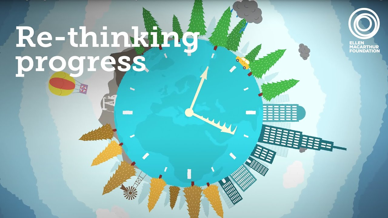 Explaining the Circular Economy and How Society Can Re-think Progress | Animated Video Essay