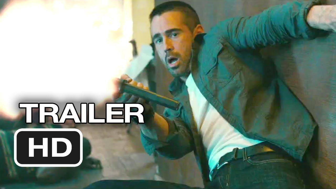 Dead Man Down Movie Wallpapers: Dead Man Down Official Trailer #1 (2013)