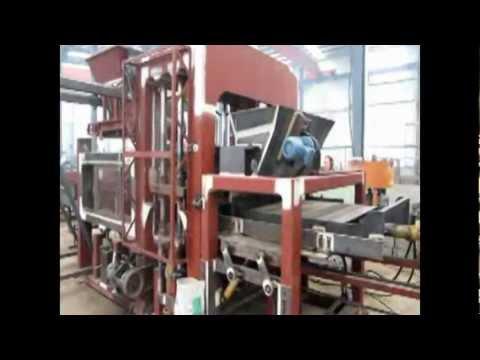 automatique compl te machine de fabrication des pave youtube. Black Bedroom Furniture Sets. Home Design Ideas