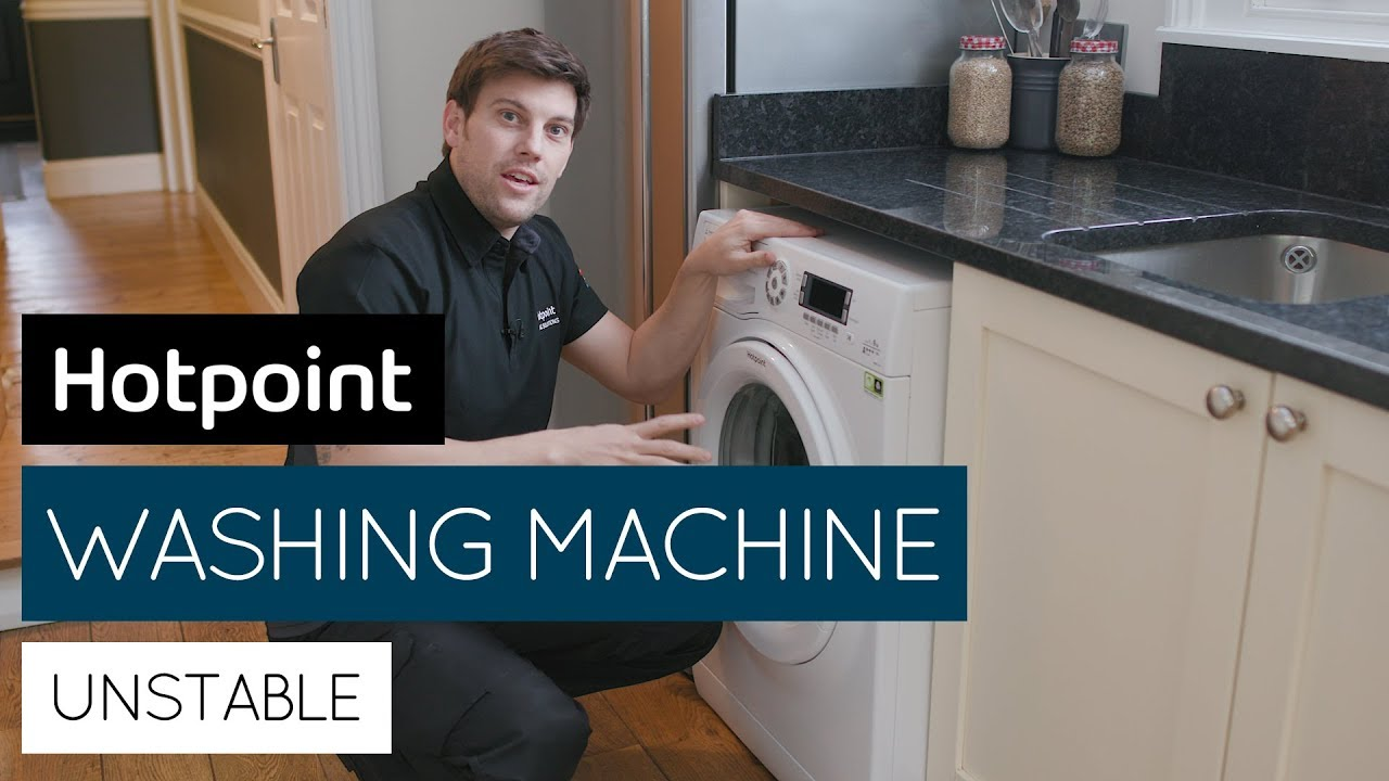 Hotpoint Service | Washing Machine Repairs
