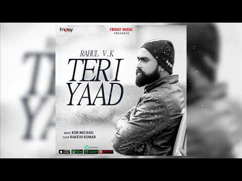 Teri Yaad | Rahul V.K | Friday Music I Punjabi Song 2018