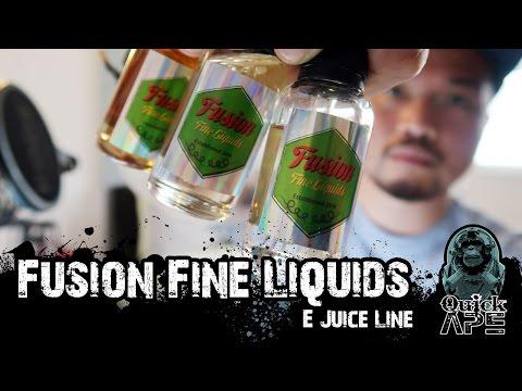 Fusion Fine Liquids from New Zealand
