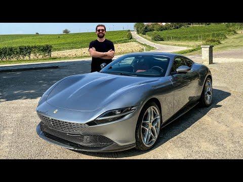 NEW Ferrari Roma First Drive Review!