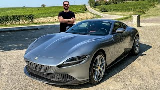 NEW Ferrari Roma First Drive Review!