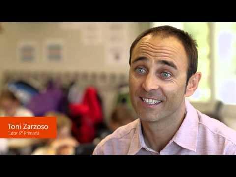 Julio Verne Bilingual School and  Microsoft transform education through technology