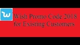 50+ Working Wish App Promo Code 2018 - { Free Shipping }