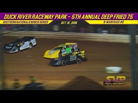 Duck River Raceway Park | SNBS B MAINS | Oct  15 , 2016