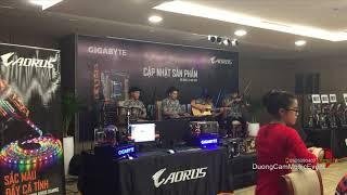 [407] Hòa tấu Acoustic Violin I Hero Band I Gamming Show