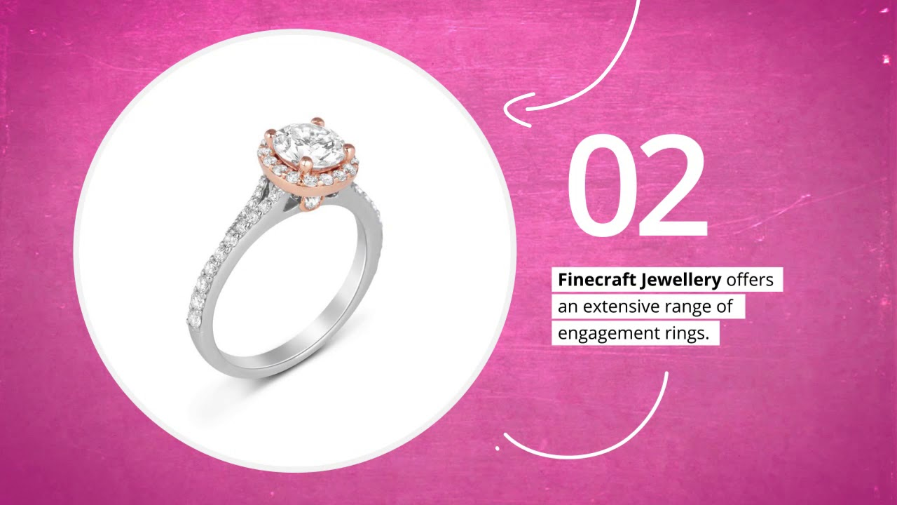 Engagement Rings in Hatton Garden at Finecraft Jewellery - YouTube