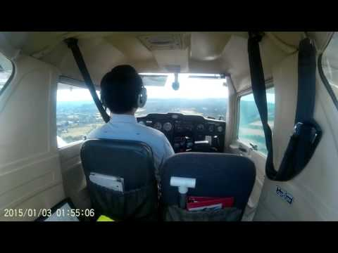 My First solo Flight! -  Hillsboro Aviation Academy Private Pilot