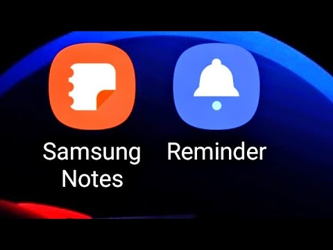 How To Send A Samsung Note To Samsung Reminder App