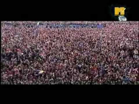Billy Talent - Red Flag Live Rock Am Ring 2007 (HQ)