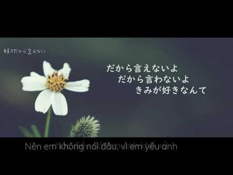 好きだから言えない//Hiroko Momochi//vitaminD//vietsub