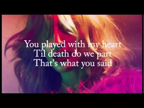 Love Spent Lyrics (MDNA)