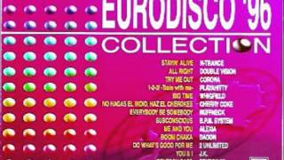 2.- DOUBLE VISION - All Right (EURODISCO