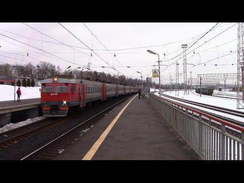 ЭД2Т-0029, станция Красный Строитель