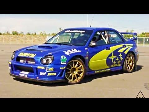 Subaru Impreza S8 WRC