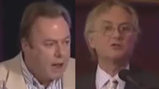 R.Dawkins and C.Hitchens ripping apart proponents of religion