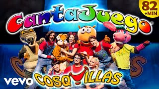 CantaJuego - Cosquillas (Directo Completo)
