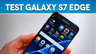Test Samsung Galaxy S7 Edge - Test Mobile