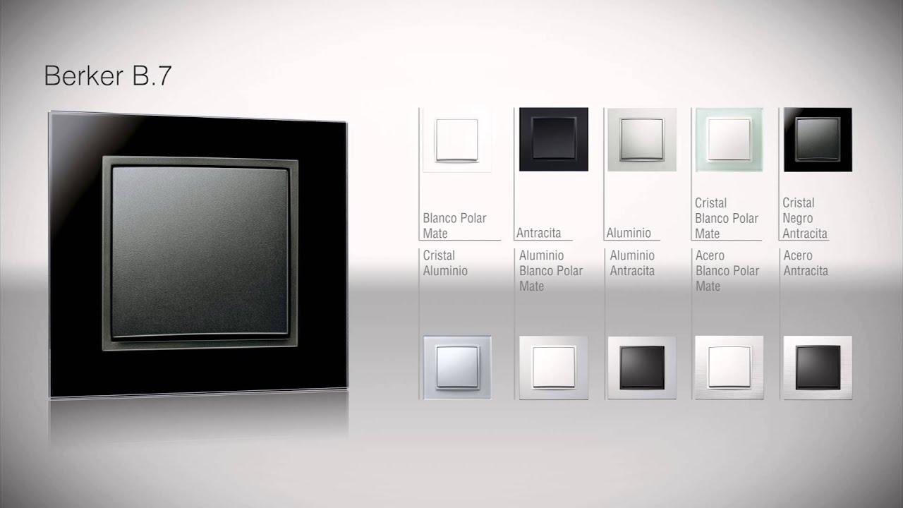 berker b7 youtube. Black Bedroom Furniture Sets. Home Design Ideas