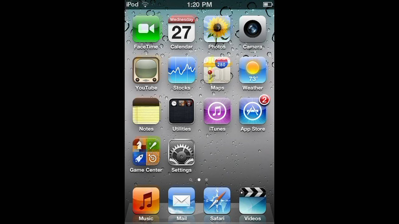 how to get my ipod touch online