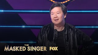 Ken Knows Exactly Who Lil' Fizz Is | Season 3 Ep. 16 | THE MASKED SINGER