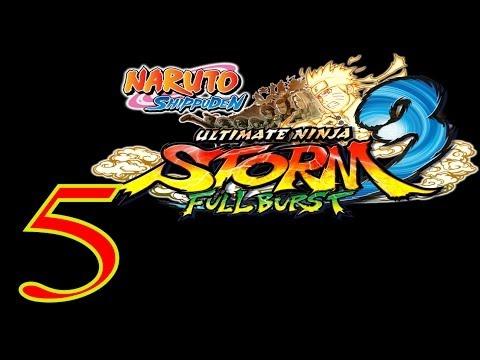 |5| Naruto Storm 3 Full Burst | Capitulo 2 - Equipo 7 Reunido | Parte 1 | Español | PC |