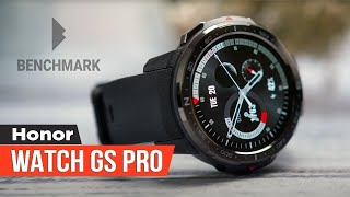 Honor Watch GS Pro Review - A Robust Battery Life Champion