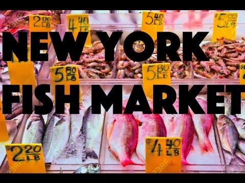 New York Fish Market