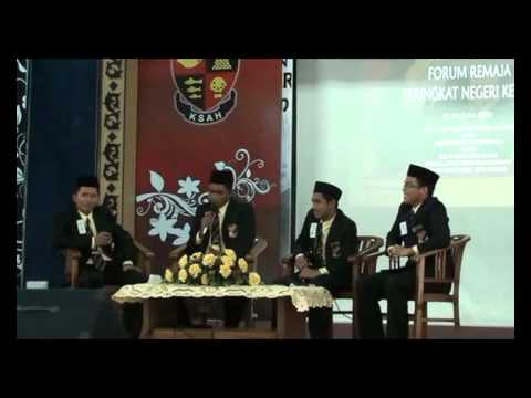 Pertandingan Forum Remaja Peringkat Negeri Kedah 2010 - SMSAH