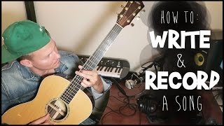 HOW TO CREATE & RECORD A HIT SONG