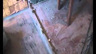 3. ДЕМОНТАЖ гипсолитовой кабины\ сантехнической  кабины\демонтаж стен в ванной\(, 2014-10-12T20:03:23.000Z)