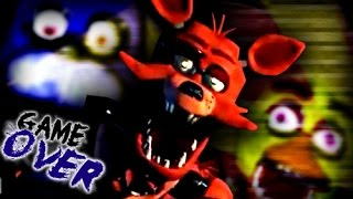 FOXY! LEAVE ME ALONE!!! - Five Nights At Freddy