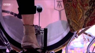 Twin Atlantic - I Am An Animal - Live at T In The Park 2014 [HD]