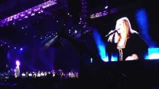 Barbra Streisand - Woman in Love (live in Tel Aviv, Israel)