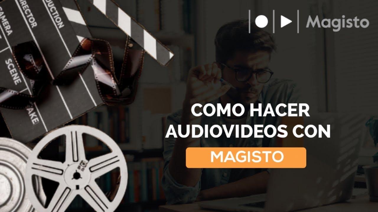 🎬Como Hacer Audiosvideos con Magisto!